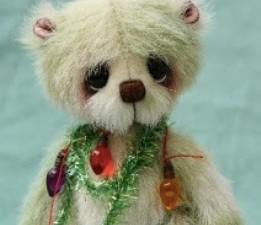Teddies worldwide Christmas Treasures online show 2013