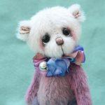 Miniature artist bear | Dawn v2 by pipkins bears