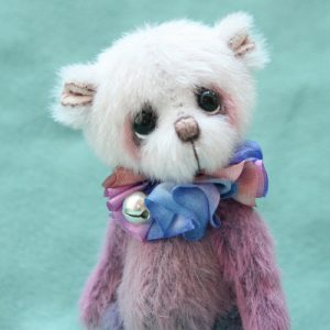 Miniature artist bear | Dawn v2 by pipkins bears