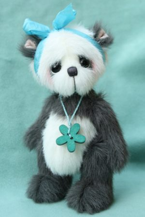 artist panda by pipkins bears