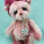 Small artiSmall artist teddy bear | Heidi v1