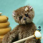 Small artist bear | Miel