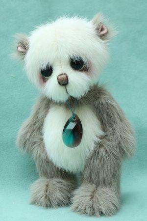 Small artist bear | Mika