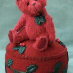 pipkins artist bear - holly3