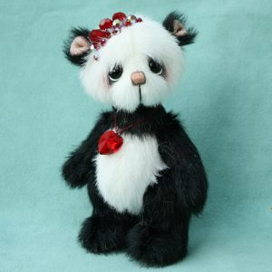 artist bear - pipkins bears - china 1
