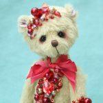 pipkins miniature bears - Ruby