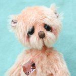 Small artist bear | Apricotta
