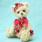 pipkins miniature bears - Ruby 3