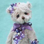 pipkins miniature bears - purple haze 2