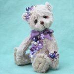 pipkins miniature bears - purple haze 3