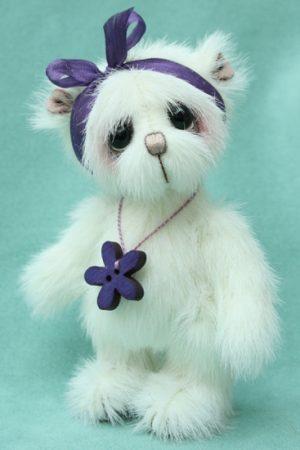 Miniature artist bear , pipkins bears