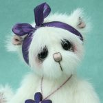 Pipkins bears - Miniature artist bear, princess