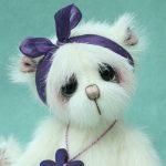 Pipkins bears - Miniature artist bear, princess