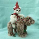 Pipkins bears - wandering elf set
