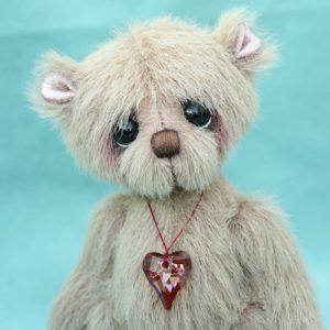 Small artist bear | Amoure