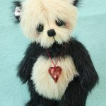 Miniature artist bear | bào bào nǐ ( Hug you)