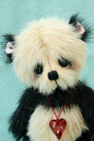 Miniature artist bear   bào bào nǐ ( Hug you)