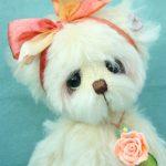 Medium Artist teddy bear   Marigold