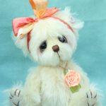 Artist teddy bear | Marigold