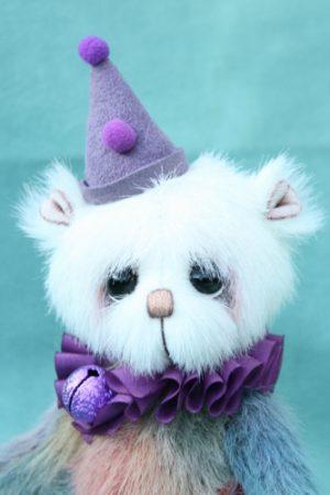 Small Artist teddy bear | Mulberry