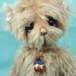 Medium Artist teddy bear   Murphy