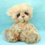 Medium Artist teddy bear   Buster