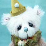 Small artist bear   Jaydon