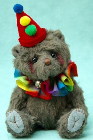 Miniature Artist Bear | Peter