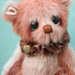 artist teddy bear - pipkins bears