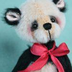 pipkins bears - miniature artist bear