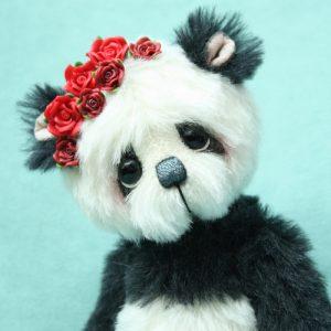 pipkins bears panda - Wang Yan