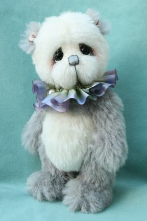 Alpaca panda bear create by Pipkins Bears