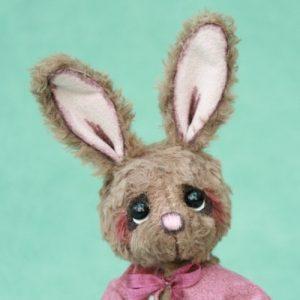 Artist made miniature bunny