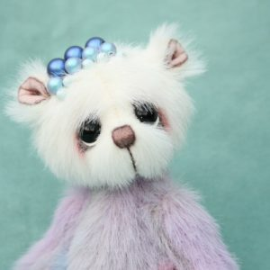 Dusk - pretty artist bear
