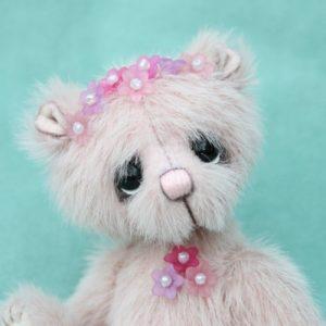 small artist bear