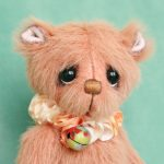 Tommy , small artist bear by Jane Mogford of Pipkins Bears