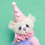 Ripples the clown created by Pipkins Bears